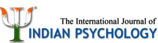 The International Journal of Indian Psychȯlogy