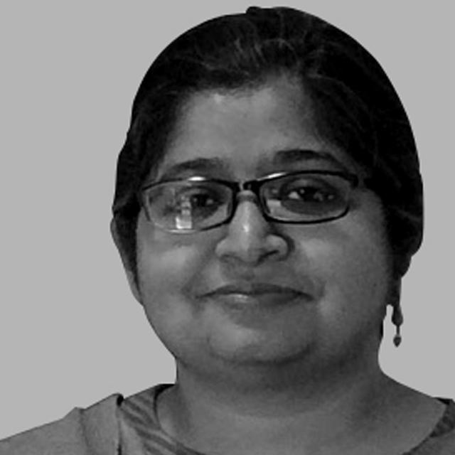Dr. Amrita Panda, Ph.D