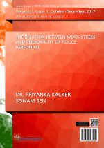 The Relation between Work Stress and Personality of Police Personnel